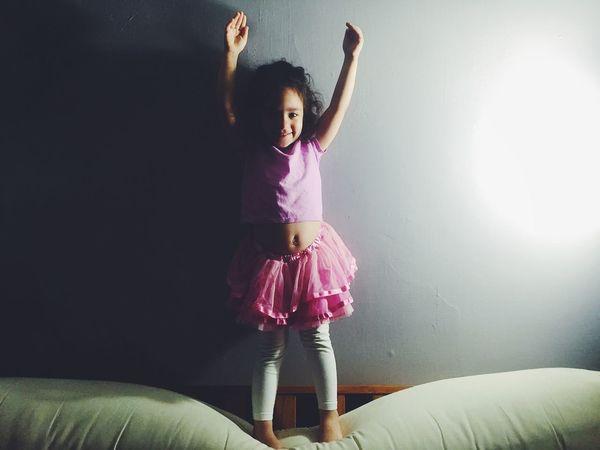 Ballerina Ballet Dancer Ballett Kids Pink Uniqueness
