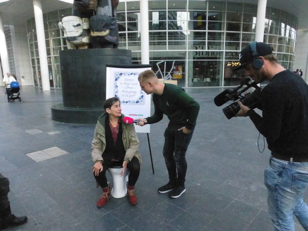 Adult People Day Real People Building Exterior City Interview