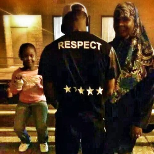 Respect my family ????