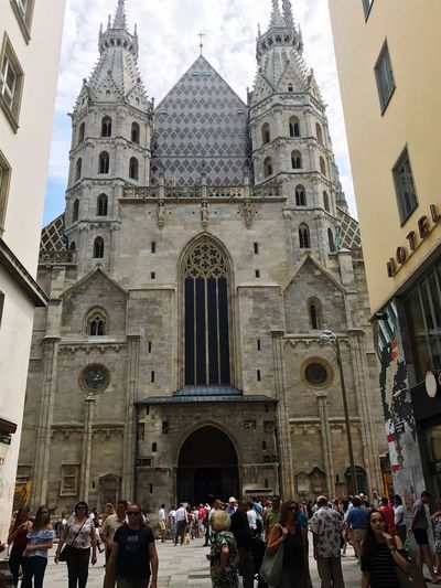 Religion Place Of Worship Spirituality Architecture Real People Built Structure Building Exterior Large Group Of People Men Travel Destinations Tourism Women Leisure Activity Day Lifestyles Vacations Outdoors Sky People Adult