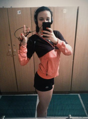 Taking Photos Hi! That's Me Check This Out Hello World Selfie I Am After Training Fitness Training
