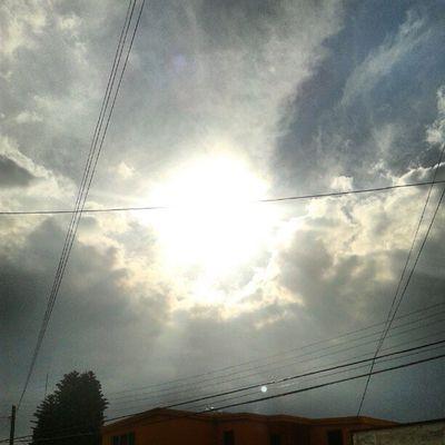 Line over Light