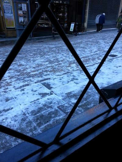 View Snow Window Cold