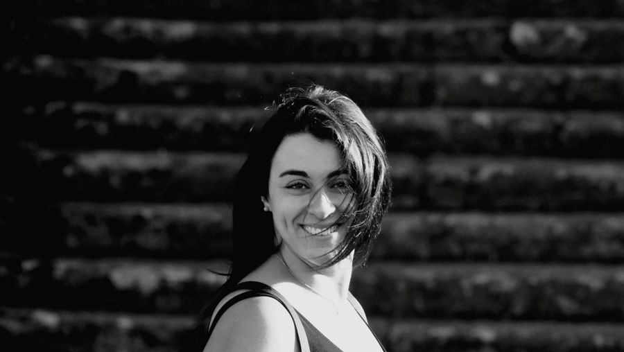 b/n EyeEm Selects EyeEm Gallery person Eye4photography  Art Passion Beautiful Tourist Travel Life Action Sky Women Blackandwhite Portrait Young Women Headshot Close-up Friend Iris - Eye Vision Desire