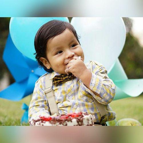 Ricardito 1 año Suprimerpastel Boy cumpleañero