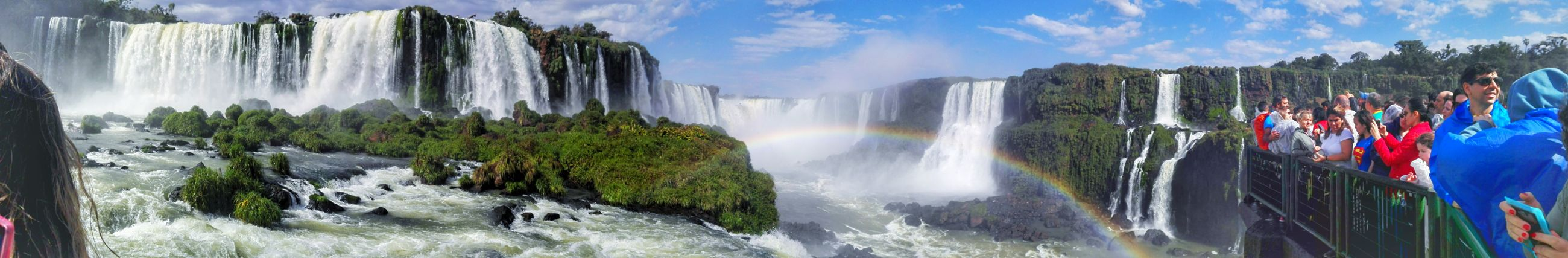 Travel Destinations Nature Panoramic Travel Brasil ♥ Iguazu 🌈🔆