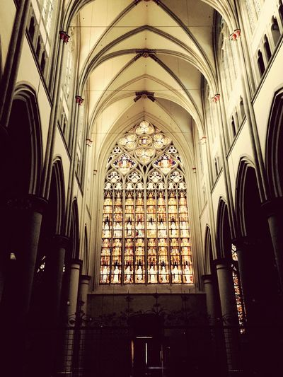 Altenberger Dom Here Belongs To Me IPhoneography