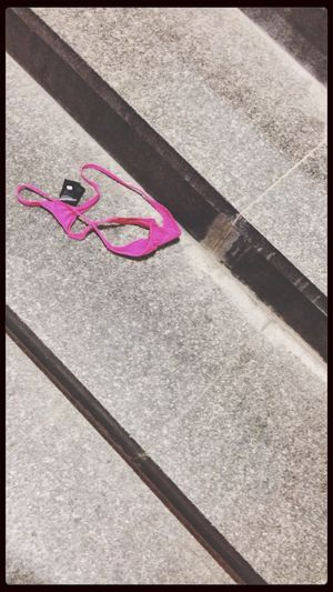 A Left Behind Thong and I Don't Understand , so What The, I Don't Even ...