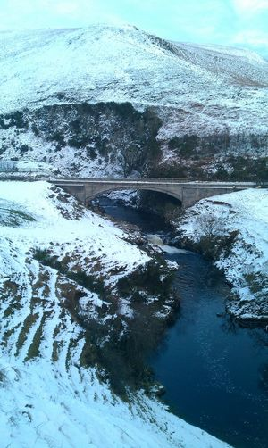 The bridge at linshiels. Linshiels Bridge River Uk Cheviots Cheviothills Snowy Days... Snowscape Snow❄⛄ Snow Day Snow Covered Snow ❄ Snow Coquet Valley North East North East England Northumberland Northumberland National Park The Purist (no Edit, No Filter) Landscapes With WhiteWall