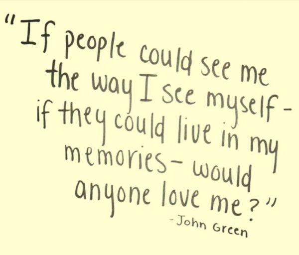 John Green love him