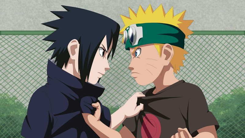 Naruto Vs Sasuke can't wait to see it on anime!!!!!!! Naruto Uzumaki Sasuke Uchiha Madarauchiha Hashirama Senjiu