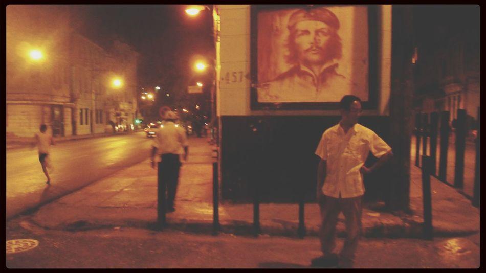 Activism Art TravelingNo words... Che Guevara...