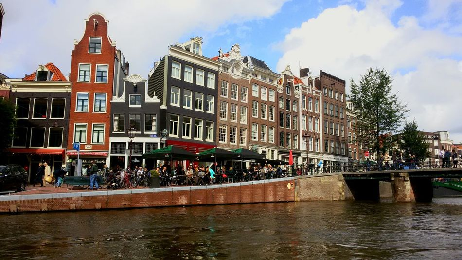 City Life Travelphotography Knowing New Places City View  Dutch Canals Your Ticket To Europe