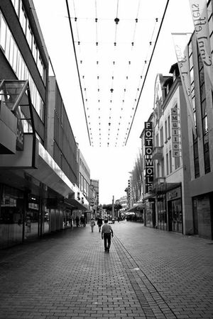 Black And White Monochrome Discover Your City Street Photography