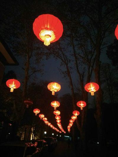Chinese Lantern Festival Chinese Lantern Chinese Red The Street Photographer - 2017 EyeEm Awards