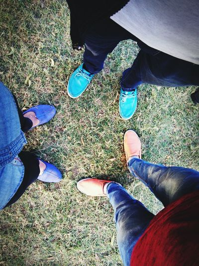 Out Of The Box Real People Outdoors Memoriesforlife Summer Memories... Friendsforever Shoeslover Three Is The Magic Number Green Grass Bikaner Desert City India