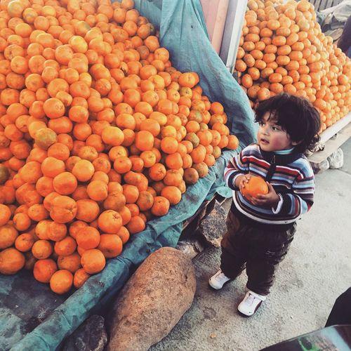 My Baby Fruit Tangerine IPhoneography EyeEm Best Shots EyeEm Nature Lover ❤️🍊🍊 Market