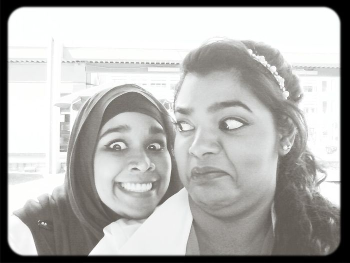 the truest testament of our friendship is that it lasted beyond showing my double chin and your flaring nostrils.