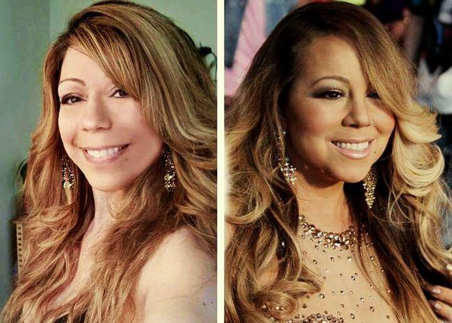 MariahCarey Mariah Lookalike Talent Impersonator