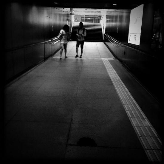 Hipstamatic Blackandwhite Streetphoto_bw