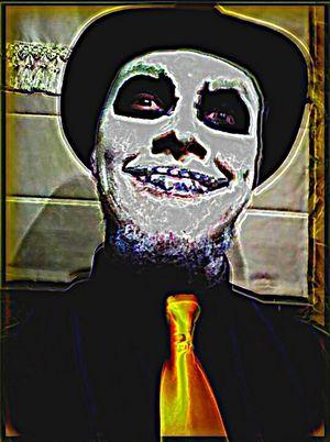 ..halloween Face.. Skully Jack Editmania Hedlite Media