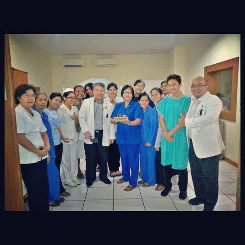 Happy Bday Chief...wish you all the best..Pgicikini Cikinihospital Radiology