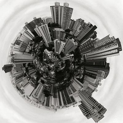 Sky No People City Skyscraper Architecture Outdoors Close-up Cultures Day Cloud - Sky Tinyplanet Planet EyeEmNewHere No-people Architecture