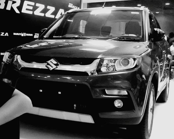 Car Marutisuzuki Brezza SUV india India