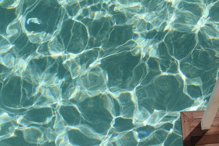 Close-up Day No People Outdoors Refraction Rippled Sea Sunny Day Swimming Swimming Pool Water