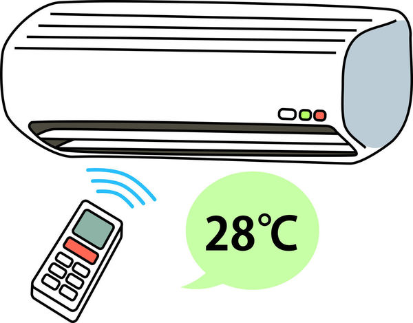 This is a jpg illustration. Air Conditioner Air Conditioner Ventilators Conditioning Eco Winter Ecology Heating Heating System Illustration Lifestyles Relax Warm Warm Winds