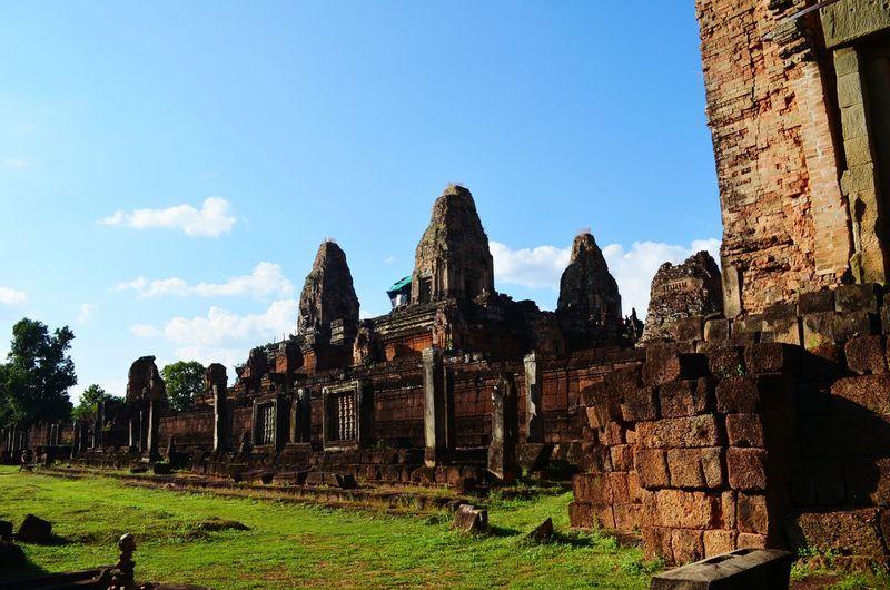 Angkor archeological park Angkor Archeology Temples Cambodia