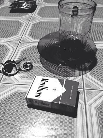 Smoke and tea ! Done!