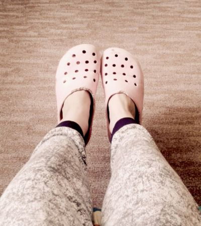 Hi! Floor Rubber Boots Pink Boots Tracksuit  Picture How Old Photo Sun ☀ Sun Day ☀