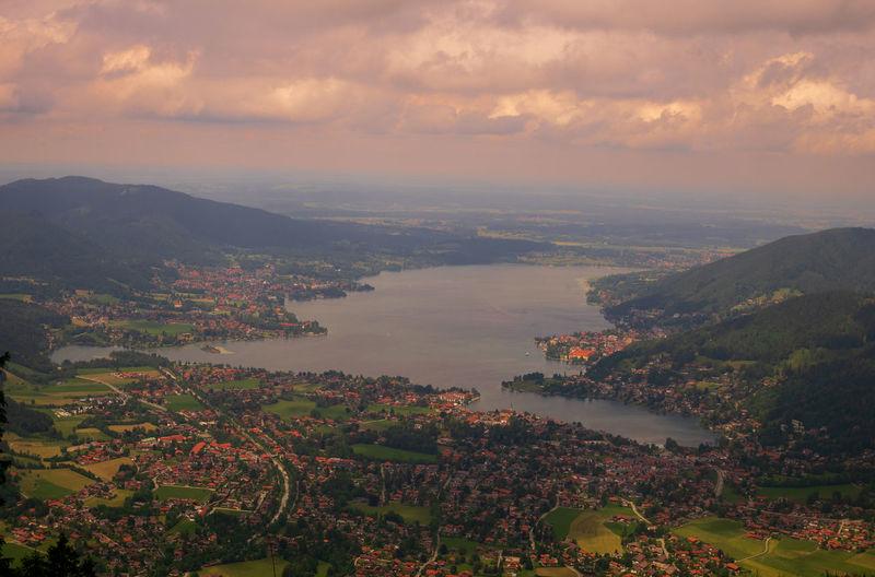 Tegernsee Sky