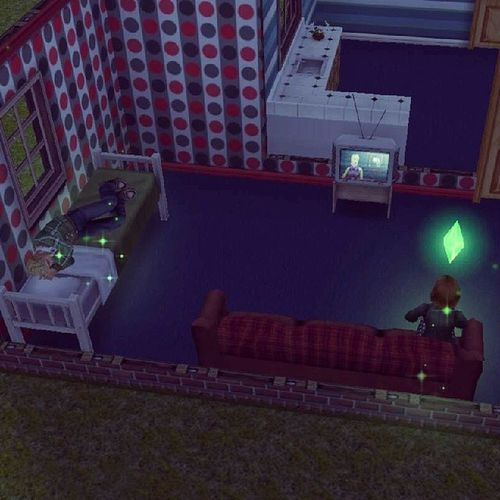 Simsfreeplay Sims Sim 오늘 깔아서 레벨 3