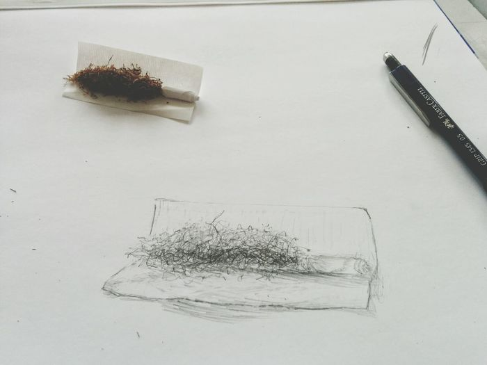 i just found the hardest object to draw, impossible! Smoke Drawing Impossible Fuckthis