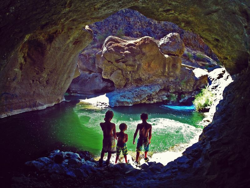 Hidden Gems  on Douglas Creek, WA. Adventure Buddies The Tourist Adventures Youth Of Today Adventurous Exploring Explorers Summer Views Adventure Water RePicture Friendship Protecting Where We Play Cave Cavern Share Your Adventure Our God-carved cave. My boys on an adventure in Douglas Creek Canyon. The Adventure Handbook Connected By Travel Be. Ready.