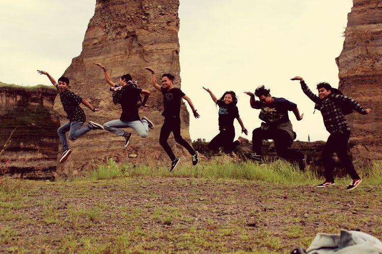 Roadtrip yukk jump !!