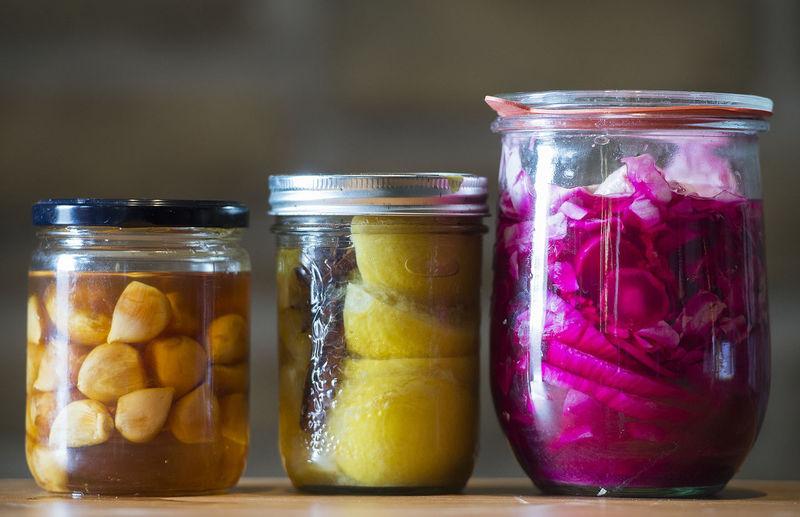 Eating Close-up Day Fermentation Food Food And Drink Foods Freshness Fruit Healthy Eating Indoors  Jar No People Vegetable