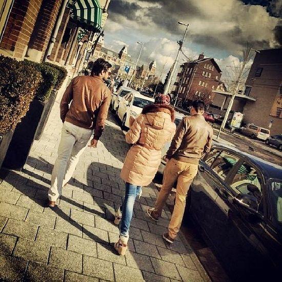 Amsterdam Amsterdamcity Enjoying Life Brother & Sister