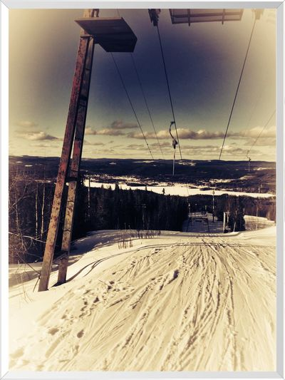 Wonderful day with skiing!