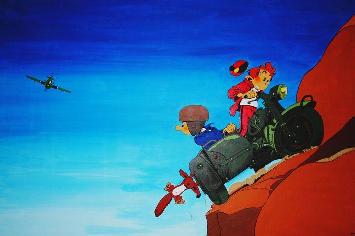 Painting Art Art, Drawing, Creativity Art Color Palette Comic Comics