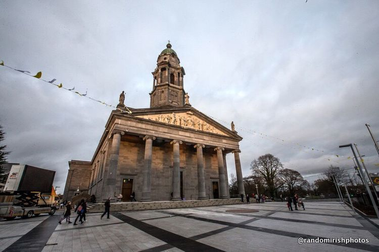 St Mel's Cathedral in Co Longford. Ireland Longford Architecture
