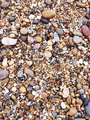 Stone Stones Stones And Pebbles Coulourful Sand Rocks The KIOMI Collection Beach Pebble Beach Pebble Pebbles EyeEm Nature Lover Colorful Colors Natural Colours