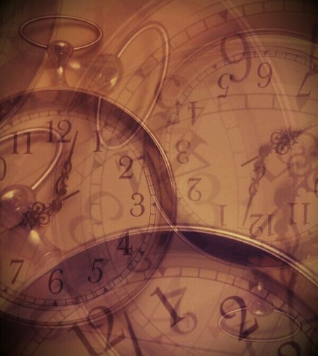 Watch The Clock Time To Reflect Confusion Time Goes On Too Soon Too Late Monochrome