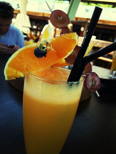 What's not to like? Fruit Juice Detox