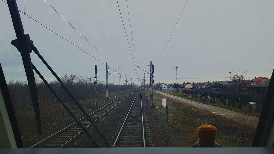 Hungary Hegyeshalom Boxxpress Lokomotive Bahn Railway Train Lokführer