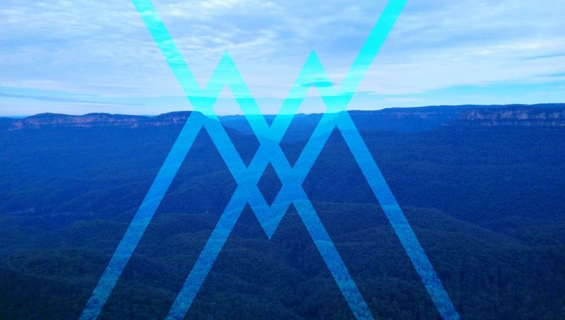 The Blue Mountains Blue Katoomba Prism Effect First Eyeem Photo