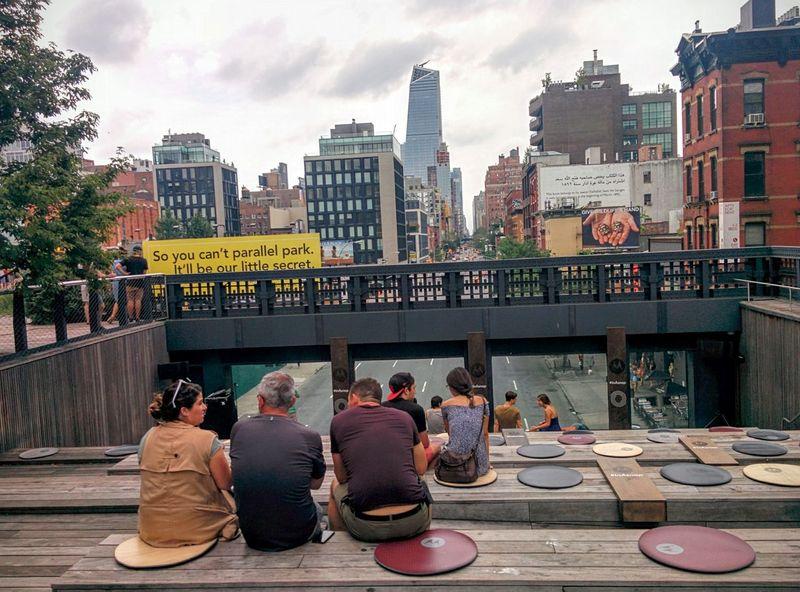 City Architecture Urban Skyline