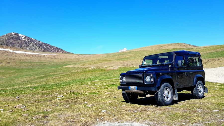 Monviso Mountains And Sky Mountain View Mountains Mountain_collection Defender Defender90 Landscape Landrover Defender Sky